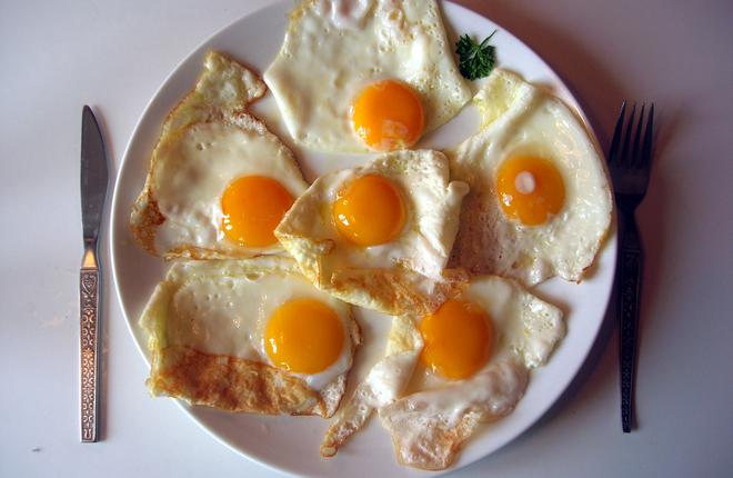 Яйцата и лошия холестерол