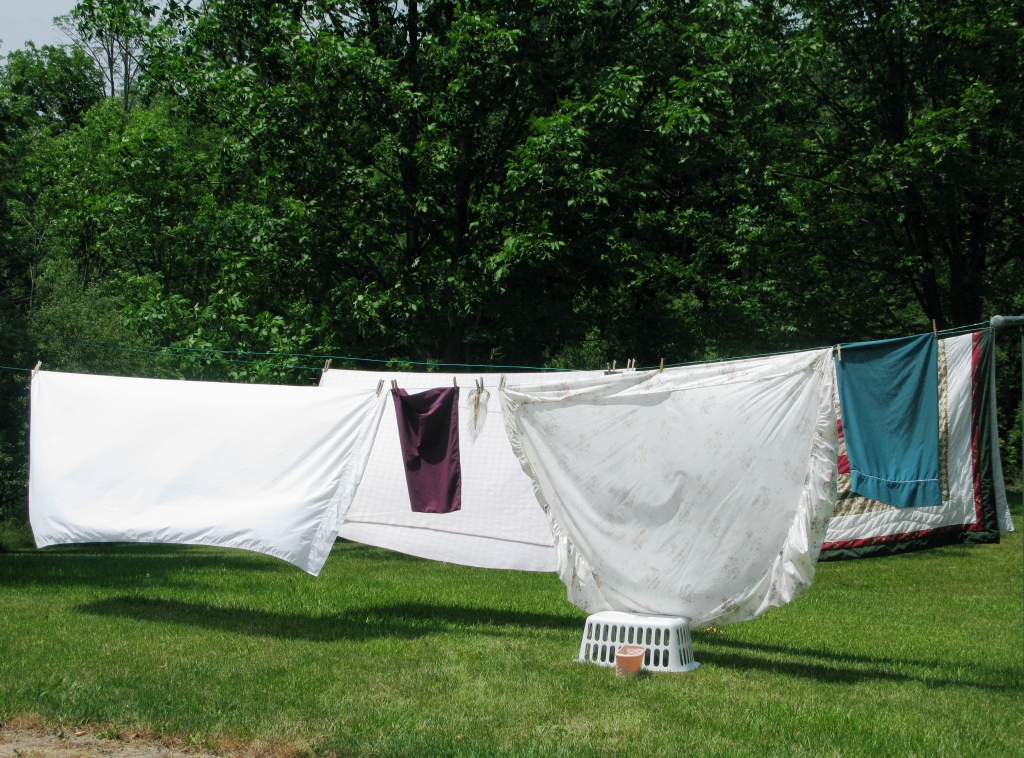 сухо пране