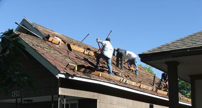 Мерки за безопастност при ремонт на покрив