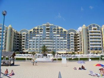 Слънчев бряг – райско кътче с елитни хотели