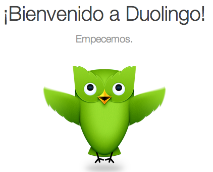 учи испански език с Duolingo
