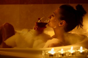 ароматна вана