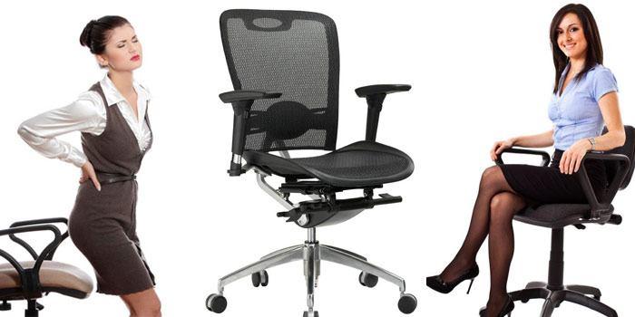Мениджърски офис столове