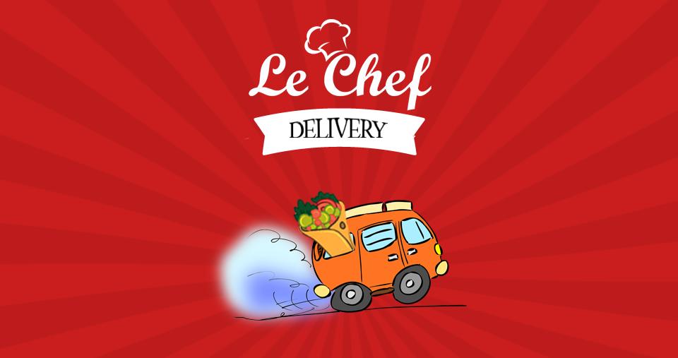 Доставка на храна от Le Chef