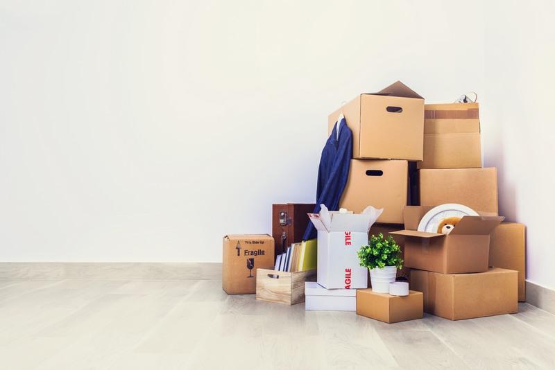 Добро решение за преместване – кашони