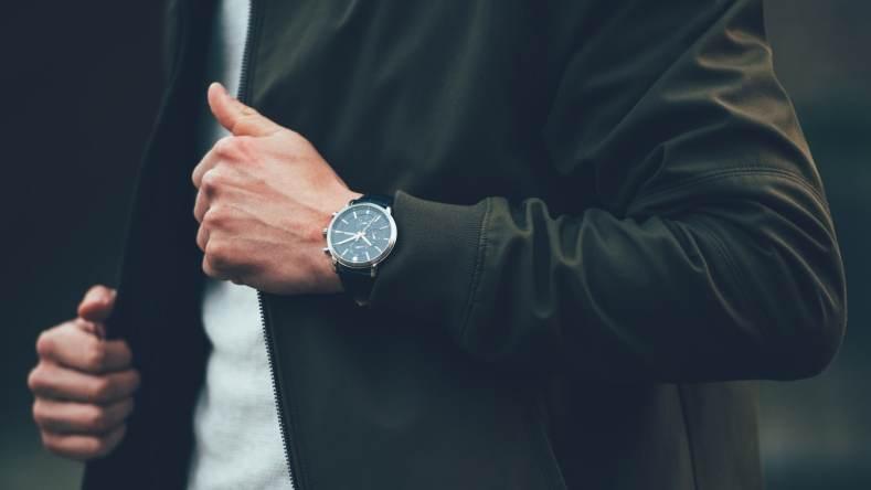Мъжките часовници трябва да носят щастие