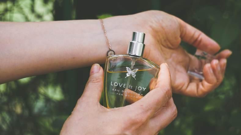 ухание от парфюм