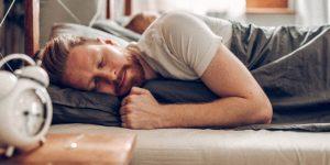 Хранителни добавки за по-добър сън