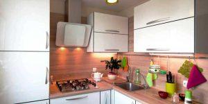 Идеи за обзавежане на малка кухня от Sofremont.eu