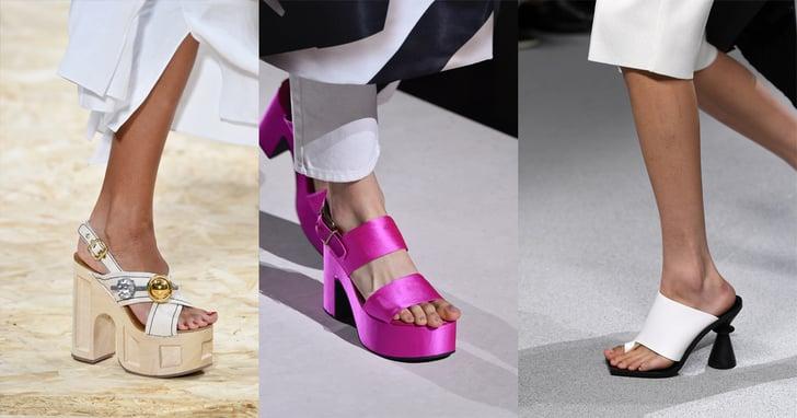 Модни обувки за лятото – няколко завладяващи тенденции