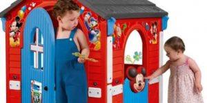Къщички за забавления на деца