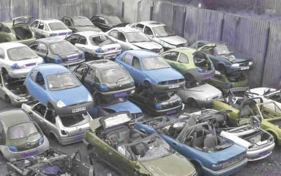 5 признака, че е време да предадете старата си кола за скрап